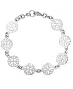 Celtic Knot Round Bracelet - Tracy Gilbert Designs