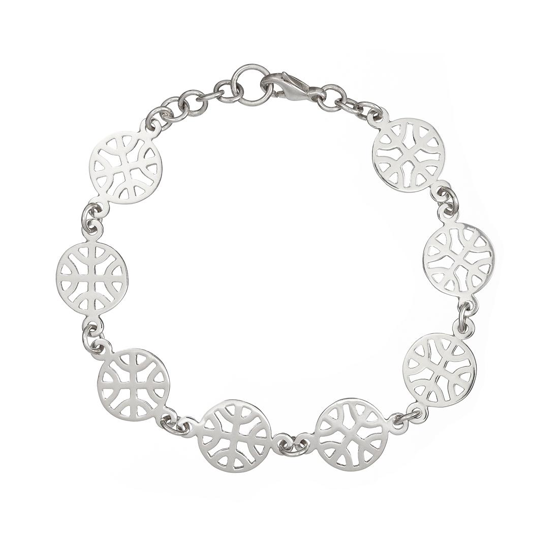 celtic knot round bracelet. Black Bedroom Furniture Sets. Home Design Ideas