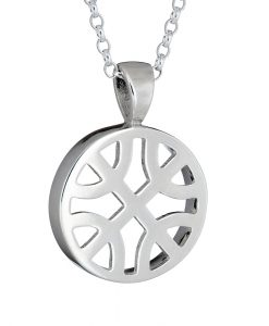 Celtic Knot Round Pendant - Tracy Gilbert Designs
