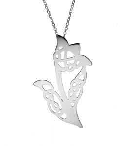Me Aul' Flower pendant - Tracy Gilbert Designs
