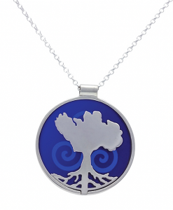 Growing Home pendant - blue