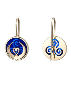 children-of-lir-blue-drop-earrings