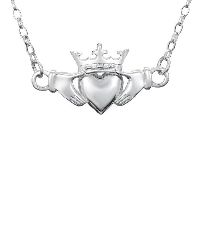 Claddagh with Irish Crown
