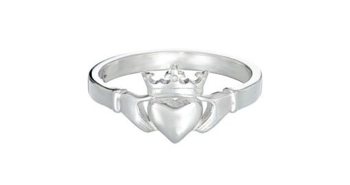 tracy gilbert claddagh ring