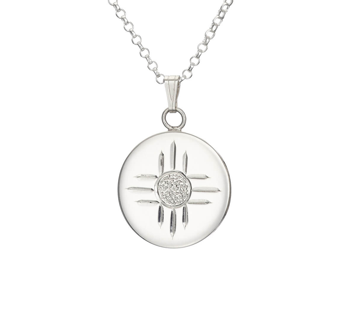 Communion sunburst pendant communion pendant aloadofball Images