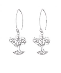 Growing Home Organic Earrings by Tracy Gilbert Designs